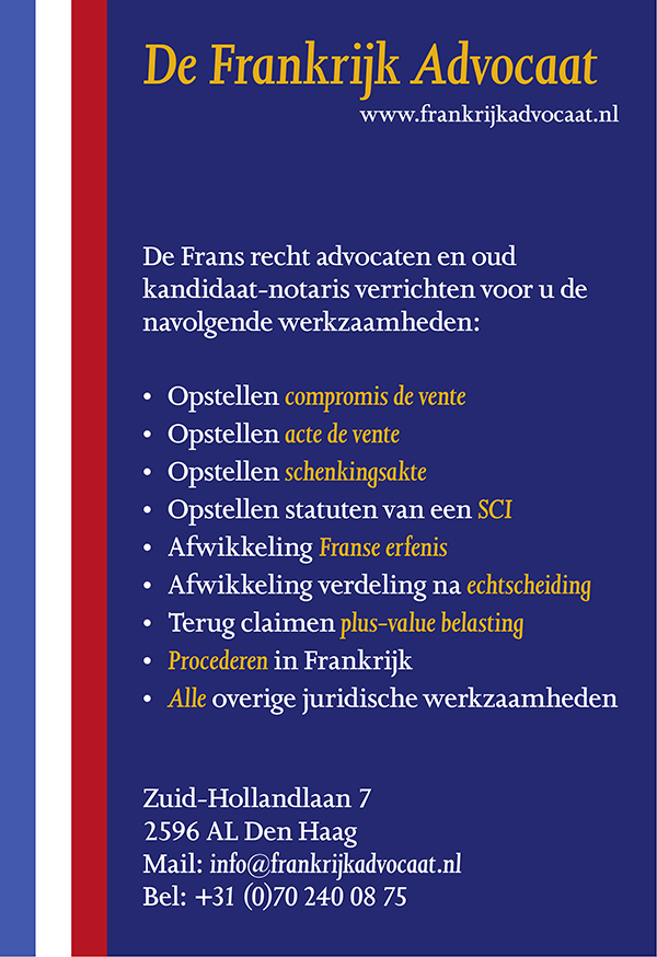 Advertentie FA