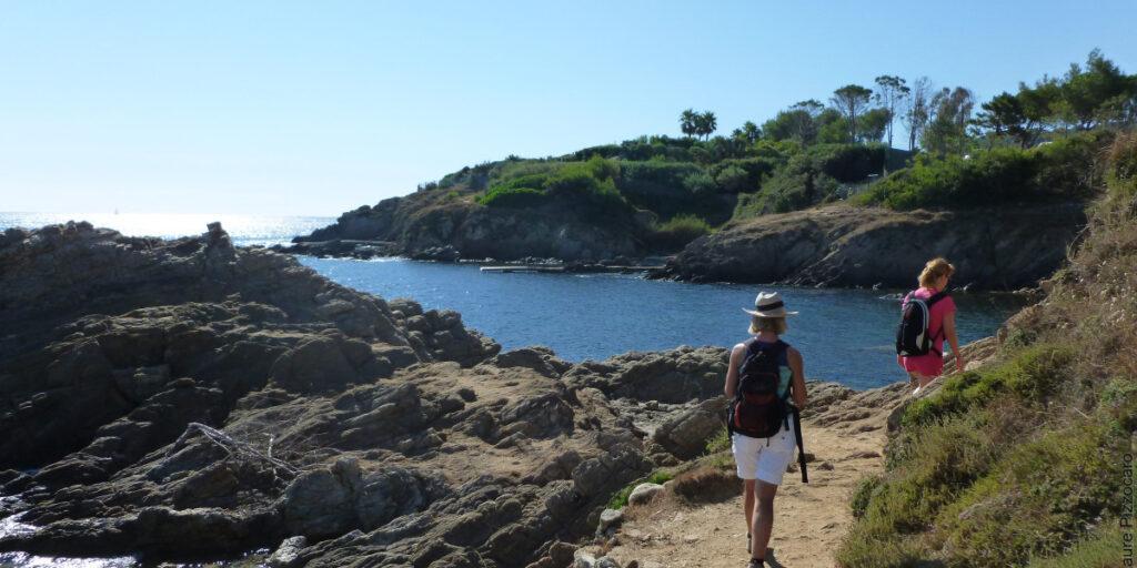 Balade randonnee sentier du littoral