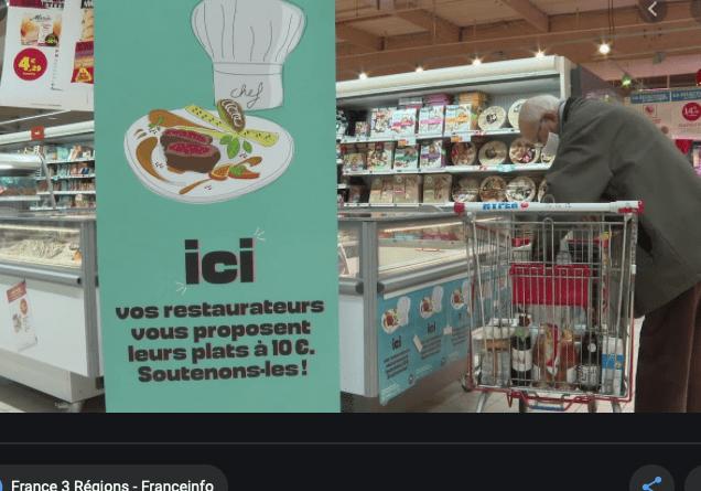 diner supermarche